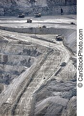 Bingham Copper Mine