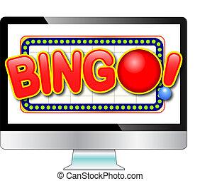Bingo Computer