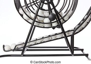 Bingo Game Cage