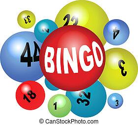 bingo, gelul