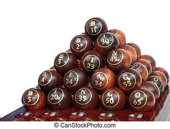 Bingo pyramid