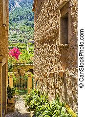 Biniaraix village on Mallorca