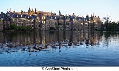 Binnenhof - Dutch Parliament, Holland - Binnenhof - Dutch...