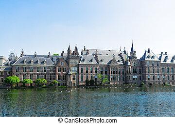 Binnenhof - Dutch Parliament, Holland