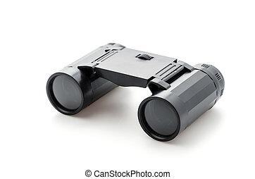 binoculars isolated