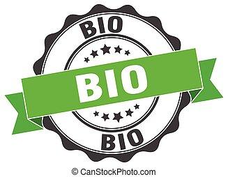 bio , αναχωρώ. , stamp., σφραγίζω