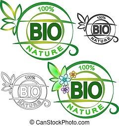 bio, シンボル