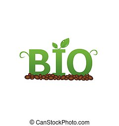 bio, セット, ラベル