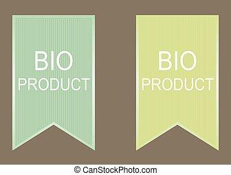 bio, プロダクト, 要素, set.