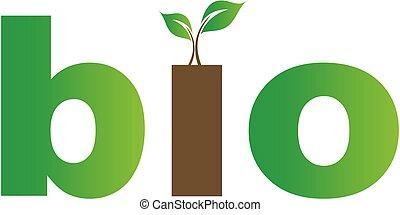 bio, ロゴ