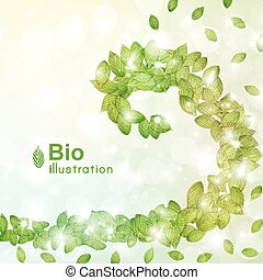 bio, 抽象的, 背景