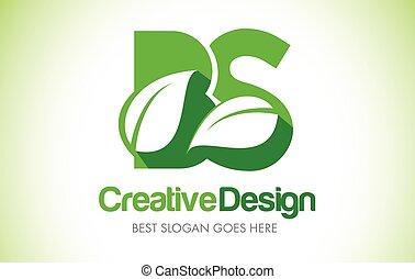 bio, 葉, eco, イラスト, デザイン, 手紙, bs, 緑, logo., アイコン