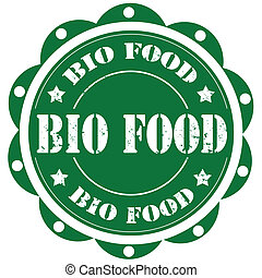 Bio Food-stamp