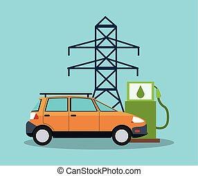 Bio fuel and car design