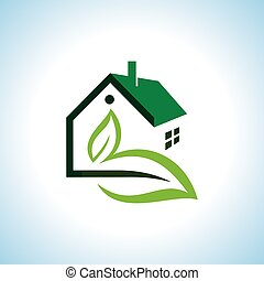 BIO GREEN HOUSES ICONS
