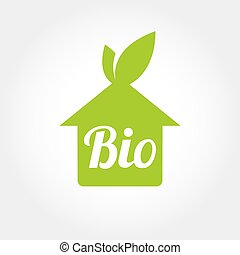 BIO GREEN HOUSES ICONS