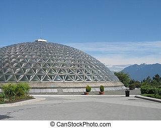 bio, kuppel