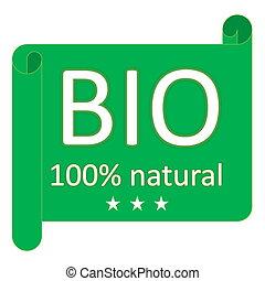 Bio label