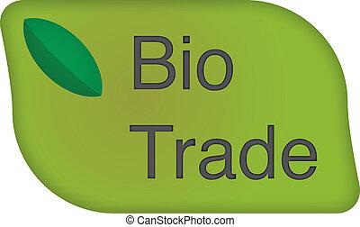 bio, logotipo