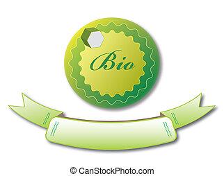 Bio-mark object