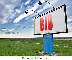 bio, of, biografie, hervatten