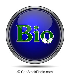 bio, pictogram