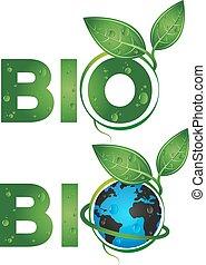 Bio symbol design
