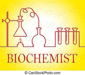 biochemist, onderzoek, onderzoek
