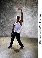 biodro, taniec, choreografia, chmiel