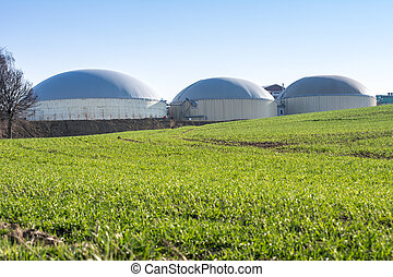 Bioenergy - Facility for bio energy production