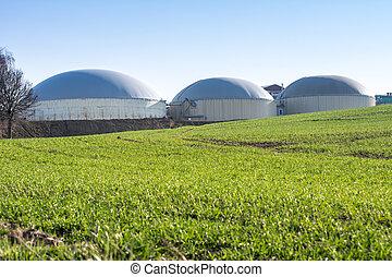 Bioenergy - Facility for bio energy production