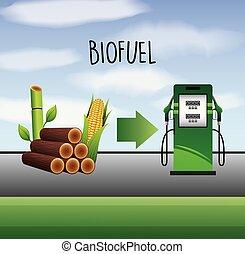 biofuel ecology alternative - biofuel sugarcane and corn...