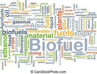 Biofuel fuel background concept - Background concept...
