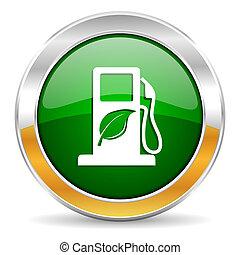 biofuel, ikona