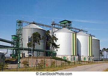 biofuel, zbiornik