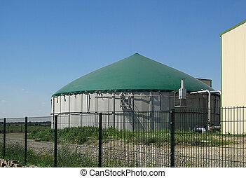 biogas plant 17