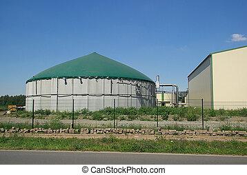 biogas plant 18