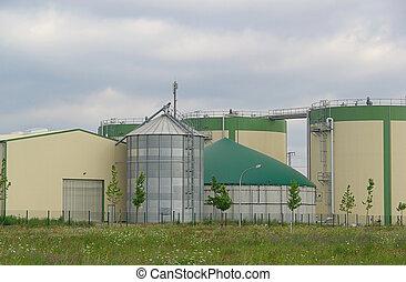 biogas plant 27