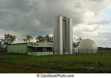 biogas plant 28