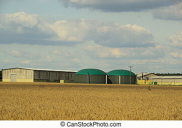 biogas plant 30