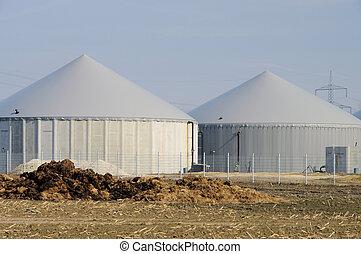 biogas plant 58