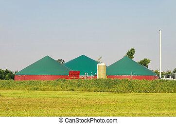 biogas plant 85