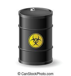 biohazard, barril