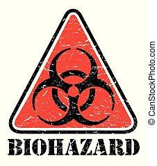 biohazard, ikona