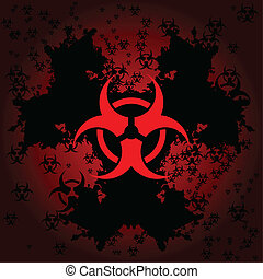 biohazard, plano de fondo