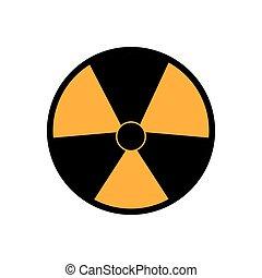 biohazard, sicherheit, industrie, ikone