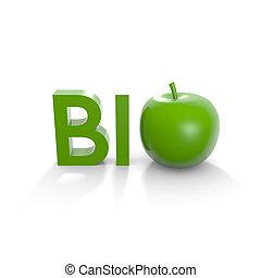 Biologic fruit concept
