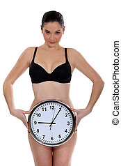 Biological clock ticking