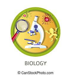 Biology discipline in school and university studies of nature