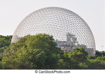 biosfera, montreal